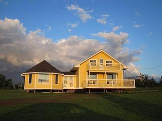 Cavendish cottage photo - The Brand New Summer Home at Sunset
