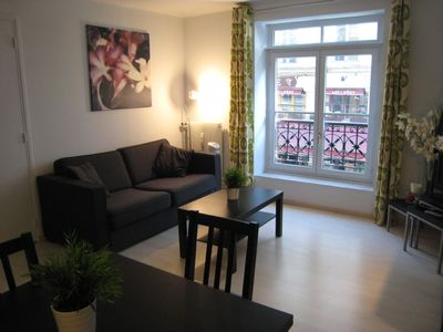 Very well located flat in the center of Paris near tourist places