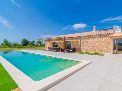 Photo for 4BR Villa Vacation Rental in Manacor, Baleares