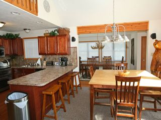 Towamensing Trails chalet photo - Kitchen and Breakfast Nook