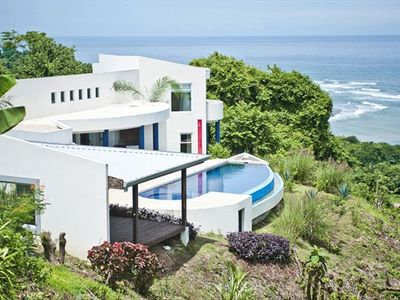 villa sunset hill, private home rental in Mal Pais, Santa Teresa