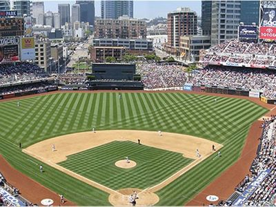 Petco Park- Steps from the Condo (5 Minute Walk)