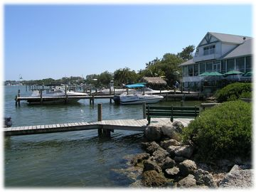 a favourite place for lunch on Captiva