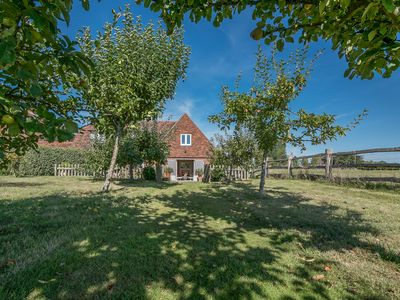 Situated in quiet location, surrounded by farmland and within a mile of Iden.