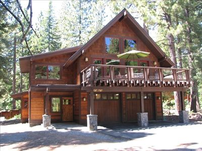 Beautiful Tahoe retreat on the West Shore. Close to everything!