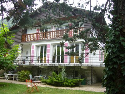 Maison du Dahu: Detached house for 2 to 10 people, pets,