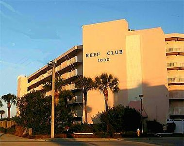 Indian Rocks Beach condo rental - Lovely well-kept building