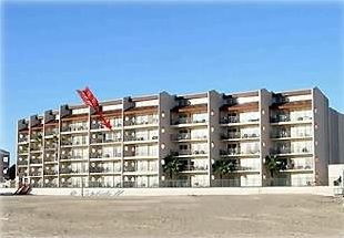 South Padre Island condo rental - Enjoy the unabstructed view of the Gulf of Mexico from Suntide II #405