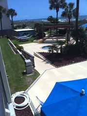 Peppertree Ocean Club Recreation Area. - Ocean Drive Beach condo vacation rental photo