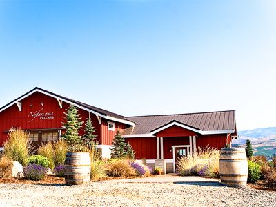 Winery Guest House at Nefarious Cellars