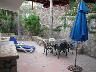 Cabo San Lucas condo photo - Your own patio!