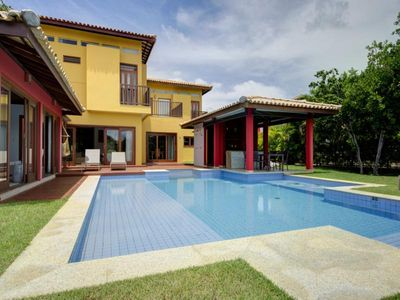 Stunning house and Costa do Sauipe - 4 air-conditioned suites