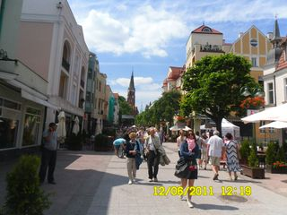 Sopot apartment photo - Monte Cassino Street