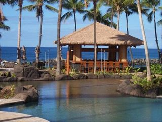 Kapolei condo photo - Enjoy the Beach Bar as your 19th hole.