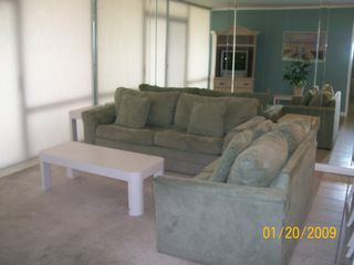 Vacation Homes in Ocean City condo photo - another living room photo just off the balcony