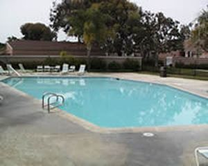 Encinitas townhome photo - Two Heated Pools, large outdoor spa, sauna
