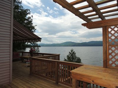Breathtaking Lake Champlain VT Home - Foliage & Holiday 2014 Openings - Book Now