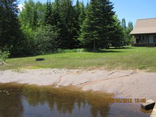 Munising cottage photo - Nice lake for swimming and fishing.