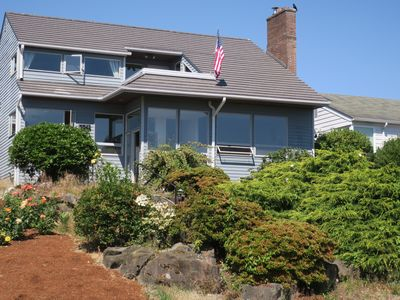 Custom Cape Cod Contemporary Home With Gorgeous Views And Sauna