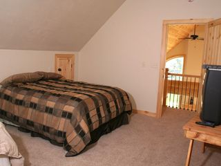 Crivitz cabin photo - Bedroom