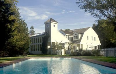 Amagansett house rental - 20x50 heated pool