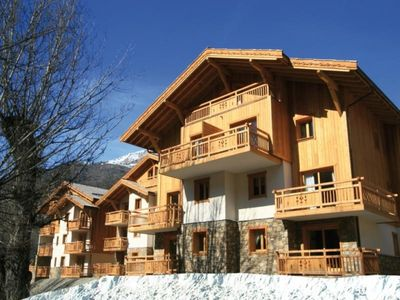 Apartment Serre Chevalier, 4 rooms, 8 people