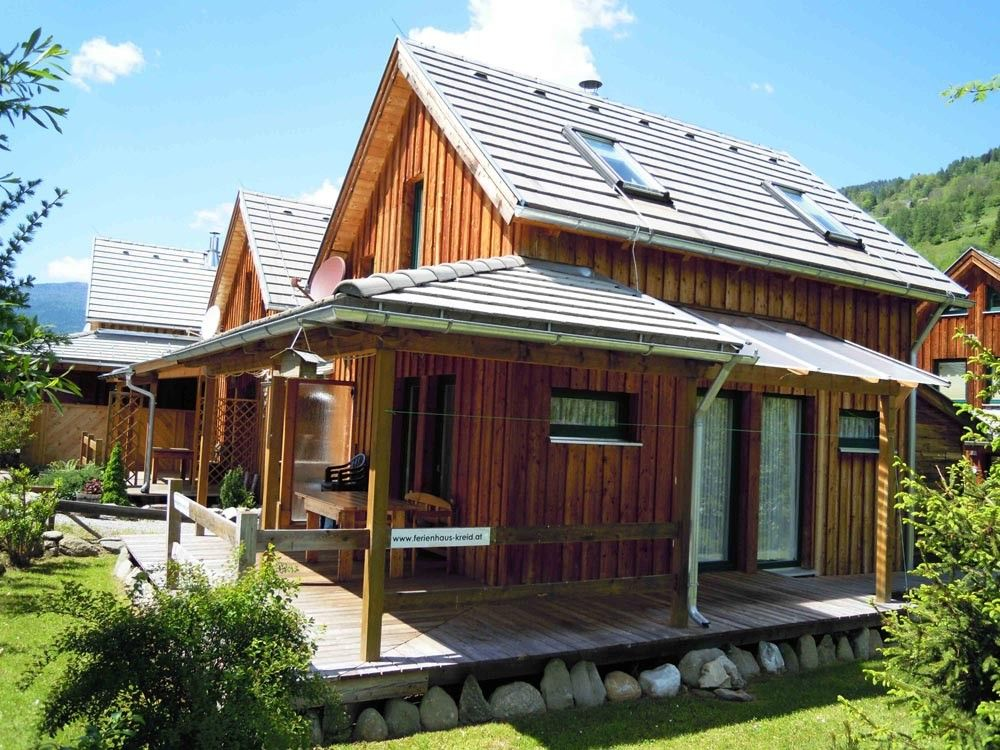Holiday house, 55 square meters