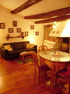 Air-conditioned accommodation, 38 square meters, great guest reviews