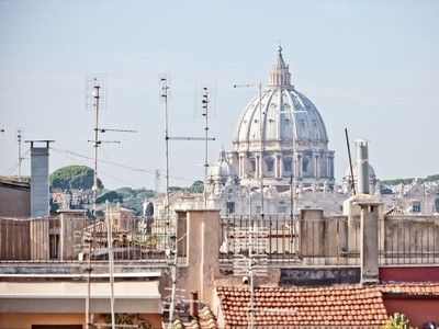 St. Peter from your terrace