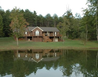 Lake Norman house rental - Beautiful beach with gradual slope. Great for children.