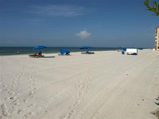 Madeira Beach condo photo - Pristine Sandy White Beeches