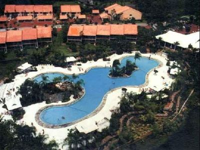 Sun, swim, and relax at the largest heated pool in SW Florida!