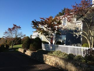 Barnstable estate photo - A peaceful Fall day on Cape Cod !