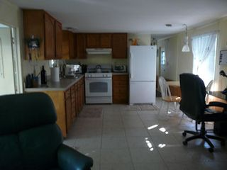 Little Torch Key mobile home photo - Kitchen