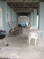 Isle of Palms house photo - !First floor patio great for Family cook outs