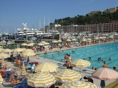 Outdoor Swimming Pool near Yacht Basin