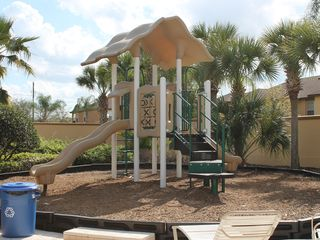 Regal Palms villa photo - Kids's Playground right next to pool, Lazy River, Waterslide, and Hot Tub