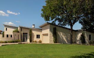 Lakeway estate photo - Contemporary Lake Travis Waterfront Home on Deep Cove--Never Dry!