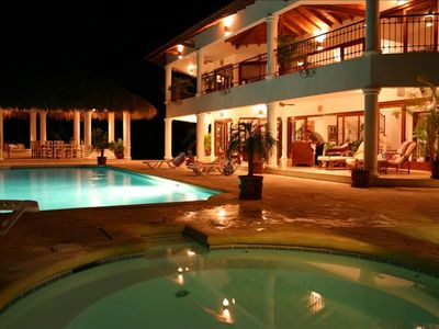 Casa De Campo villa rental - Imagine a party here..