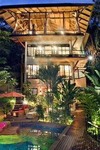 5-Story tropical mansion