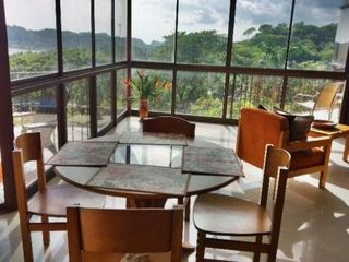 Samara condo photo - Enjoy your meals as you watch the surf and jungle