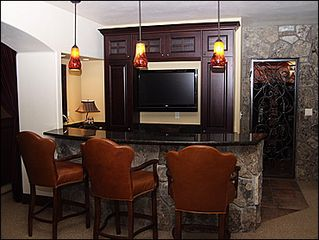 Breckenridge house photo - Movie Theater room