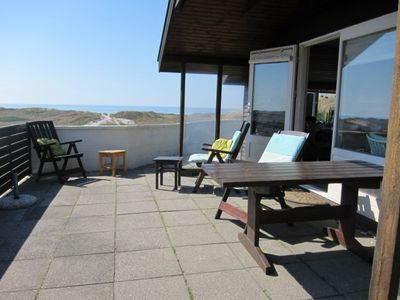 image for Vacation home in a top location on dunes with a panoramic view of the North Sea