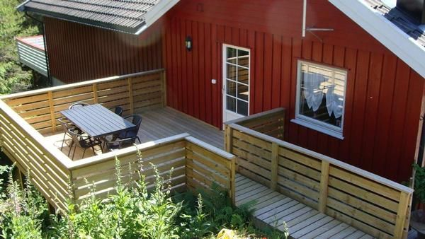 Vacation home Berg i Østfold for 4 - 6 persons with 2 bedrooms - Holiday apartment