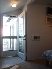 Mission Beach apartment photo - Screen bedroom door for sea breezes and view