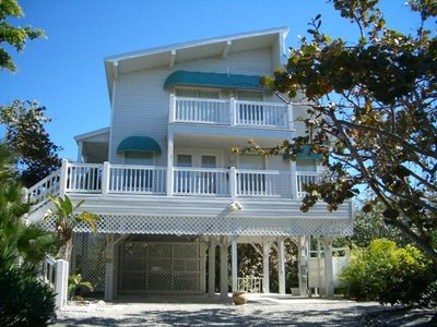 Beach House Sanibel Island Florida