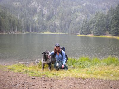 A short Middle Fork Lake hike