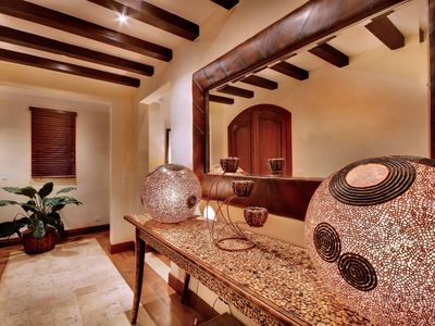 Exceptional design and decoration, tropical paradise