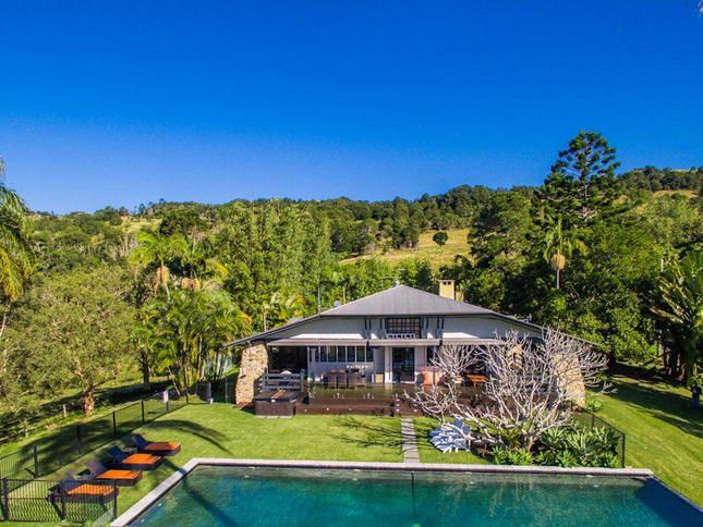 Koreelah House Byron Bay