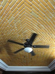 master bedroom decorative ceiling and fan